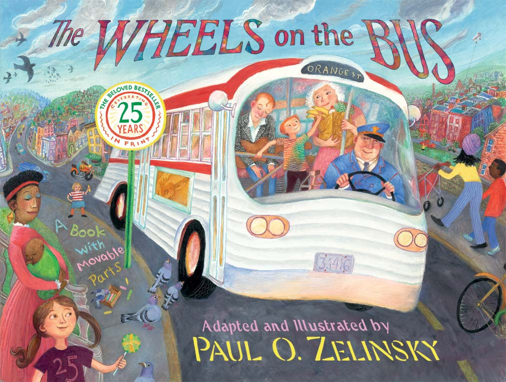 wheels on the bus 25th anniversary